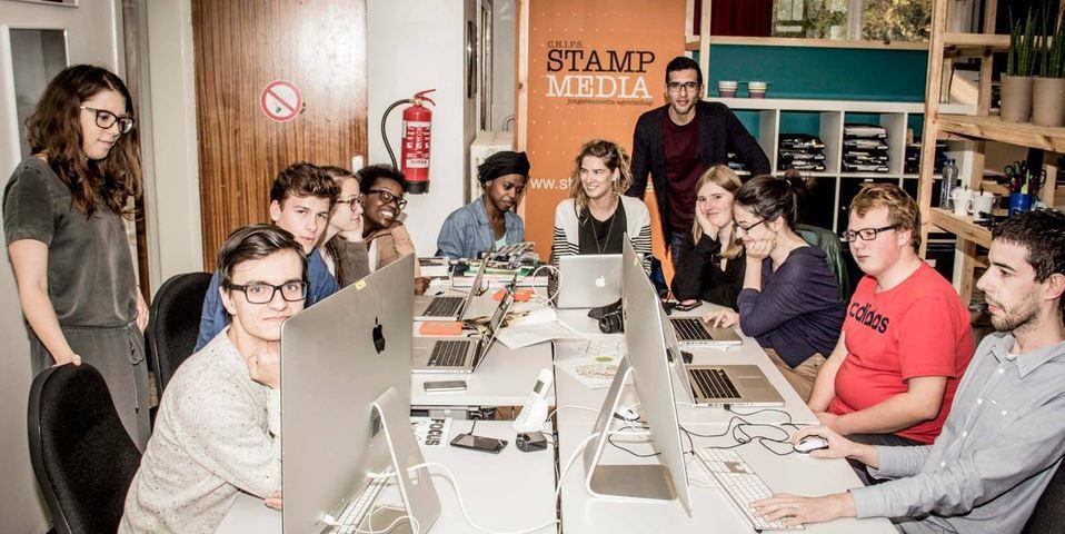 """StampMedia – """"Jongeren gaan hier de journalistiek in én versterken hun identiteit en stem"""""""