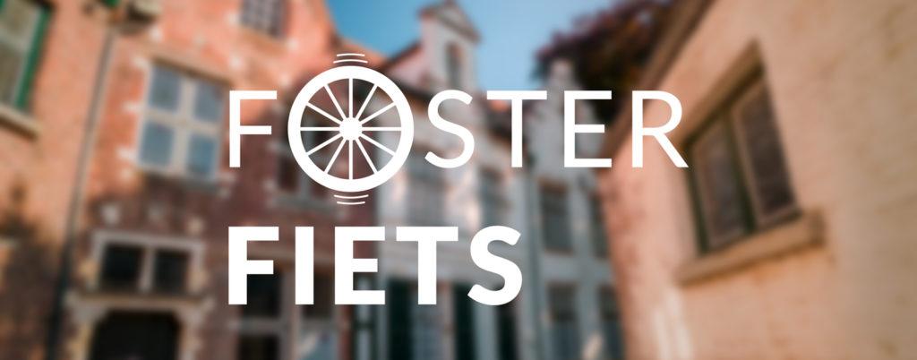 Dit is Fosterfiets – een project van Werkgroep Alleman Mobiel