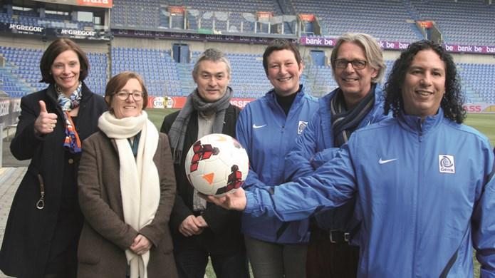 """Score Your Goal – """"Vrijwilligers doen het hele middenveld draaien, vergeet dat nooit"""""""