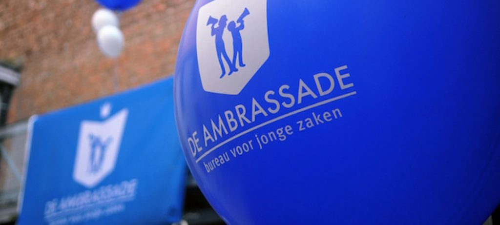 Dit is de Ambrassade