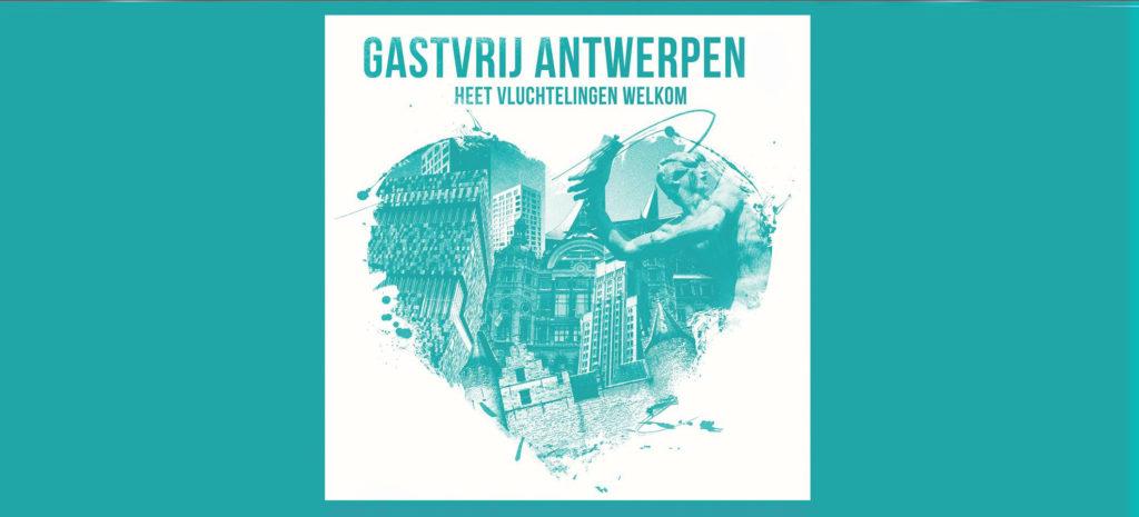 Gastvrij Antwerpen gaat voor meer warmte, solidariteit en gastvrijheid